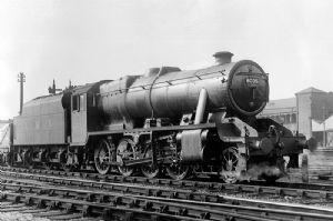 Graham Farish 372-161 LMS Class 8F, Black Livery [NOT YET RELEASED]